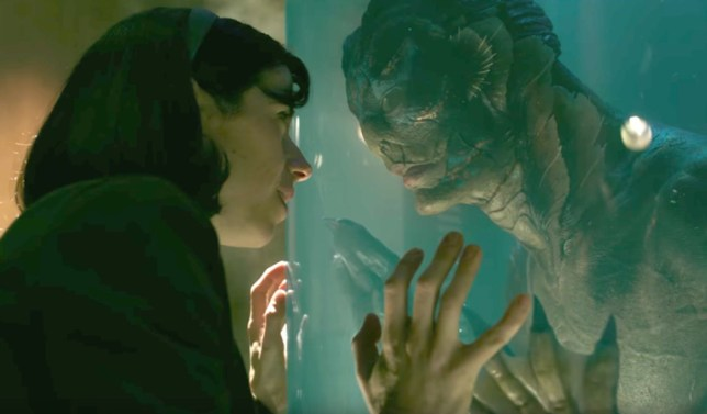 People can't handle The Shape of Water as it grosses-out new