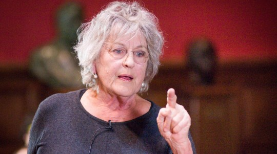 Rape Crisis hit out at Germaine Greer for saying 'rape is