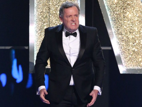 National Television Awards 2018: Piers Morgan 'replaces' Dermot O'Leary as host in hilarious skit