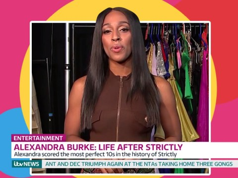 Alexandra Burke is still not over Strictly backlash as she tries to set record straight over diva rumours