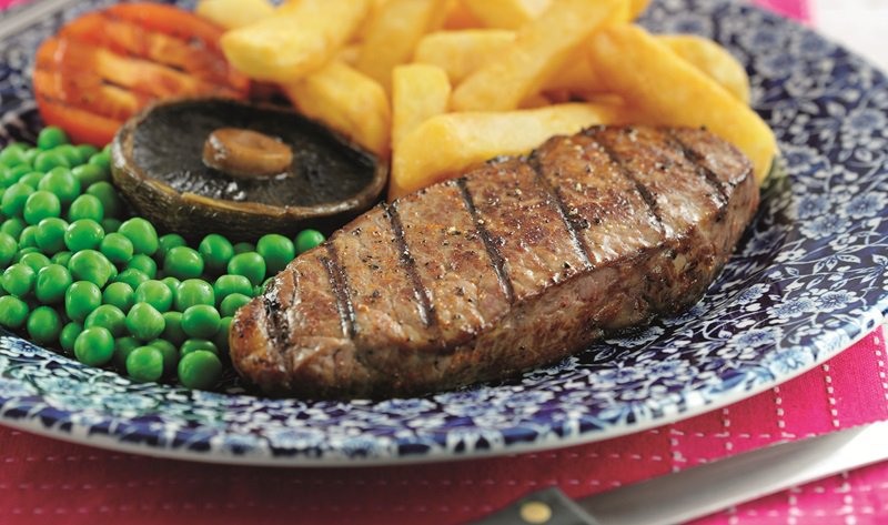 Mystery of the missing steak at Wetherspoon's steak night solved