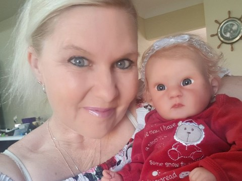 Mum is spending £5,700 to give her reborn doll baby a trip around the world