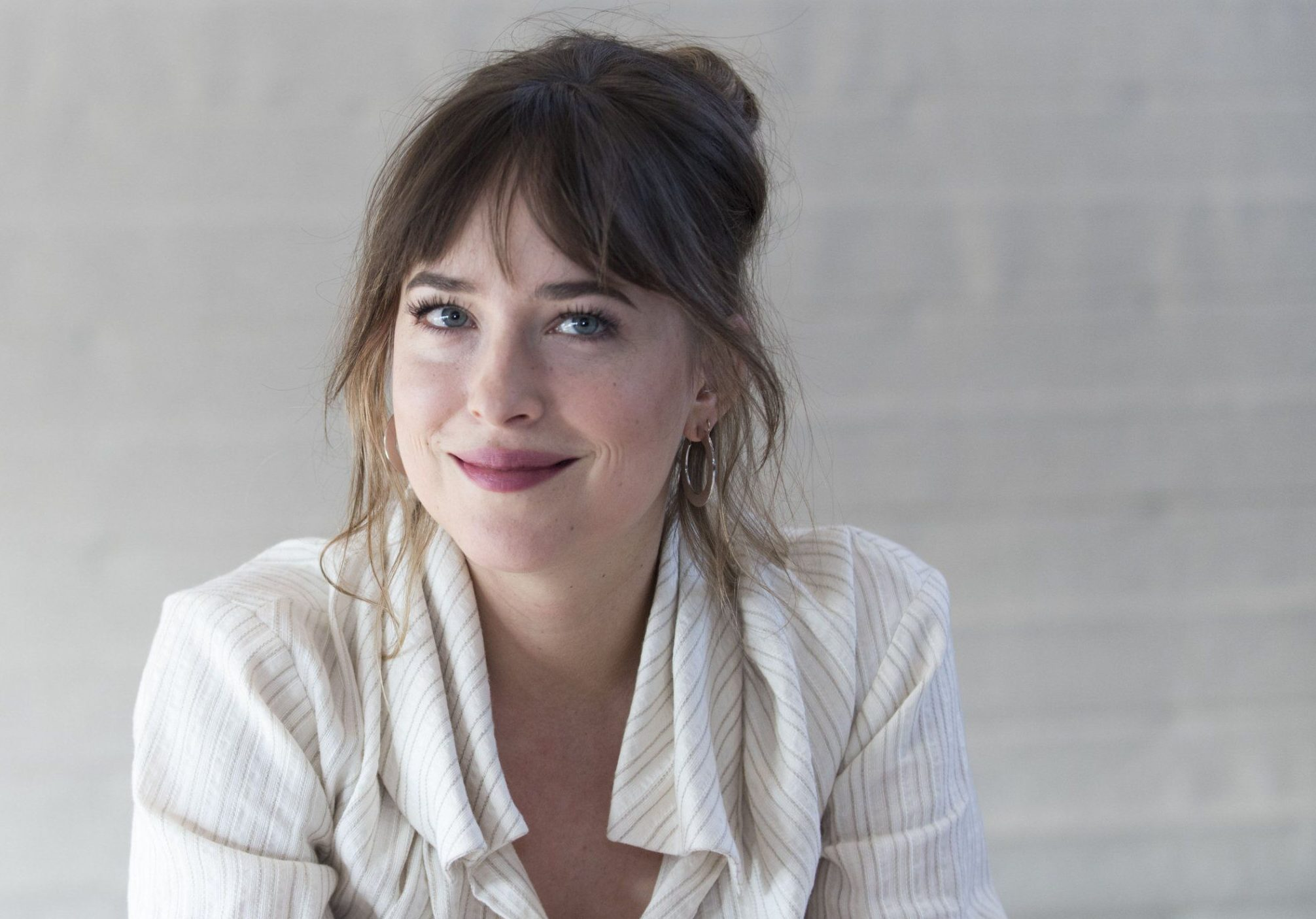 Dakota Johnson admits she needed therapy after starring in Fifty Shades of Grey