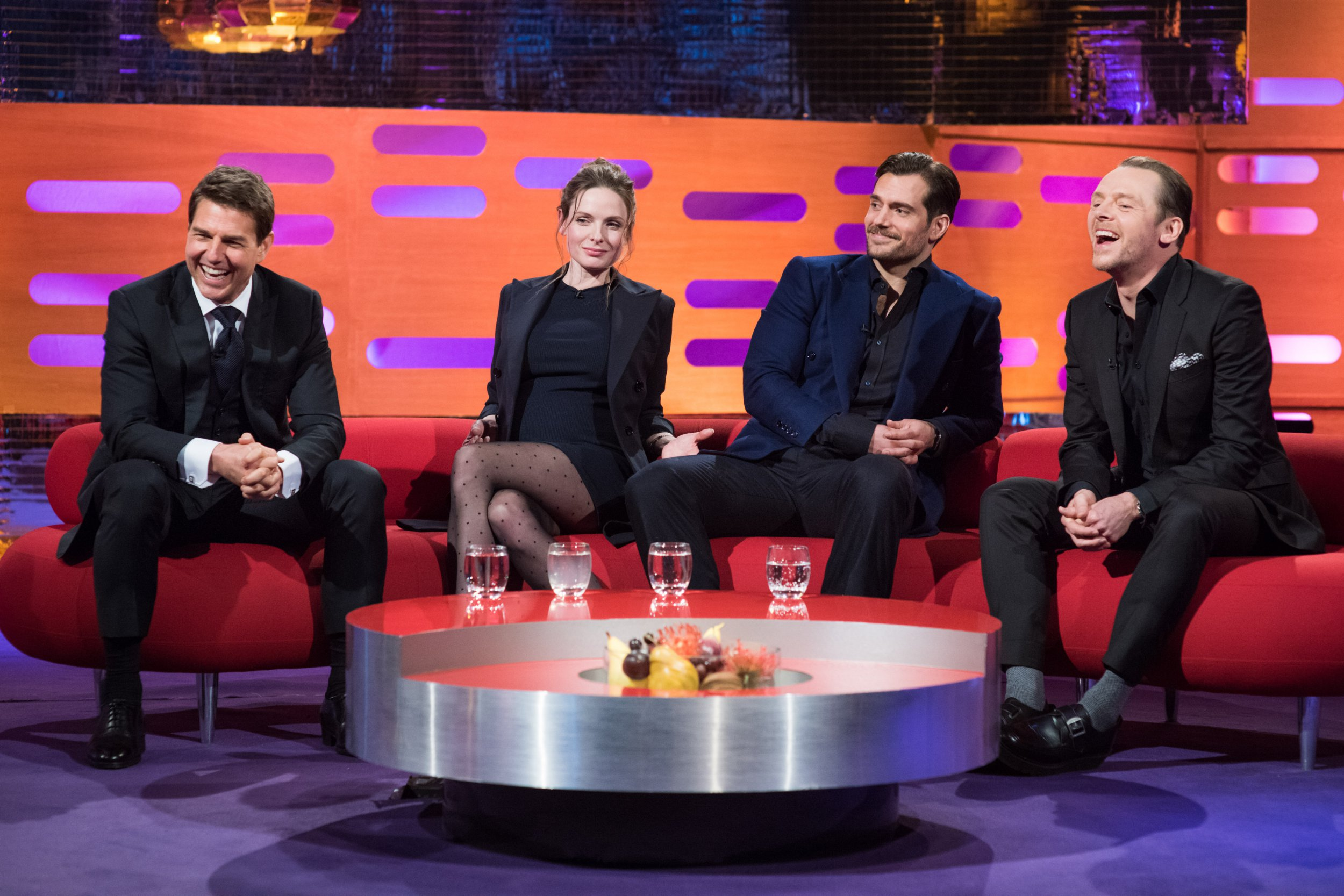 Who is on The Graham Norton Show tonight – guests include Tom Cruise, Paloma Faith and Rebecca Ferguson