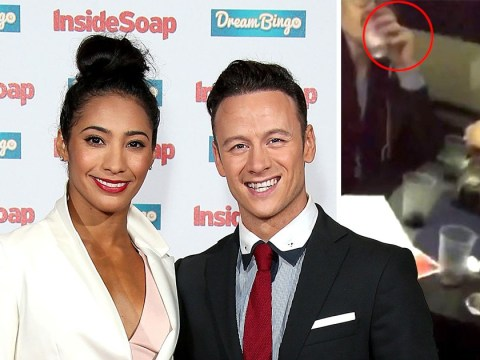 Kevin Clifton spotted for first time without wedding ring amid Karen split rumours