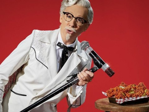 KFC names its first ever female Colonel Sanders