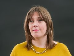 What are some of Jess Phillips' best speeches as she appears on Celebrity Bake Off?