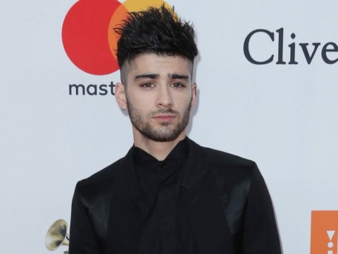 Zayn Malik deletes all images from his Instagram account