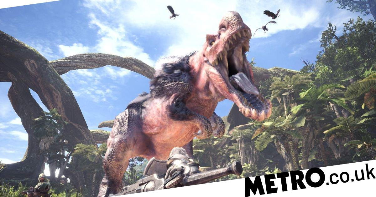 Why Monster Hunter World Drove Me To Cheat Reader S Feature Metro News