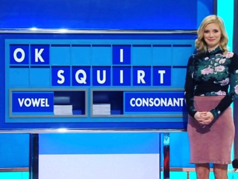 Rachel Riley is being pure filth on Countdown as she reveals rude message