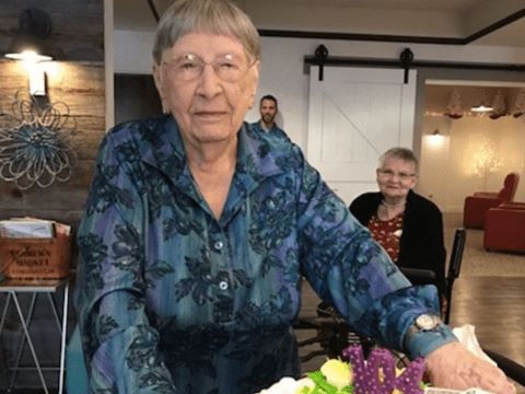 104-year-old believes Diet Coke could be secret to living longer