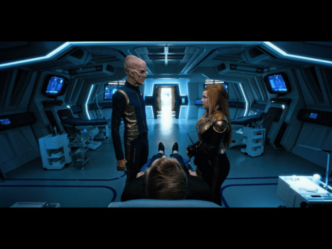 Star Trek: Discovery, The Wolf Inside recap – A whole universe of twists for Burnham