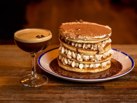 The Book Club is serving up espresso martini pancakes and we are all over it
