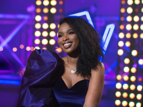 What was Voice judge Jennifer Hudson's big break and what is her net worth?