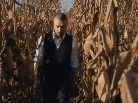 Justin Timberlake's country-clad new Man Of The Woods album trailer leaves fans cynical