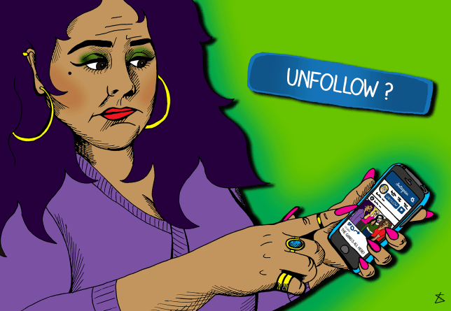 Instagram: unfollowing faux friends might be the best thing you'll