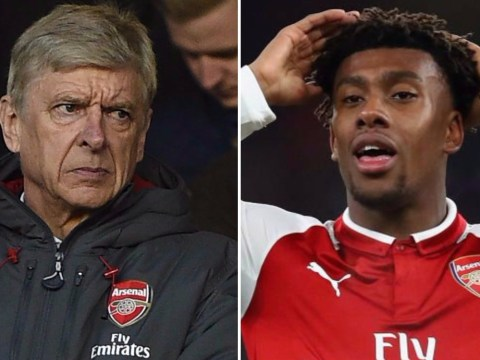 Arsene Wenger says Alex Iwobi will be fined if he was partying before Nottingham Forest defeat