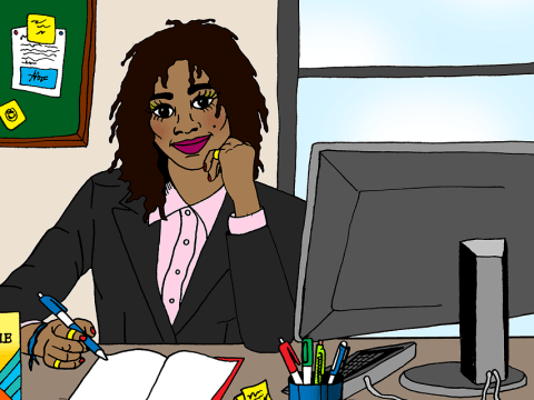 10 things you'll know if you've gone from retail to a 9-5 office job