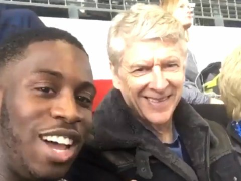 Arsene Wenger gives cheeky reply to Arsenal fan over Pierre-Emerick Aubameyang transfer