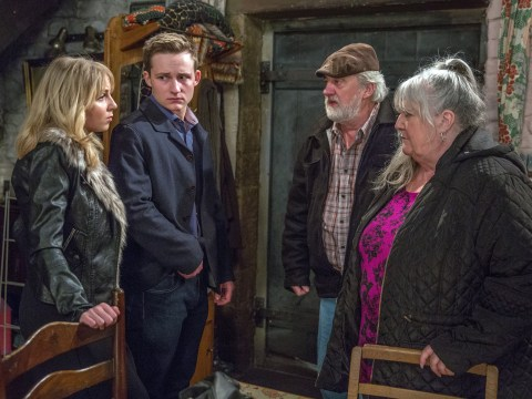 Emmerdale spoilers: Zak and Lisa Dingle fear for Belle as she reunites with killer Lachlan White