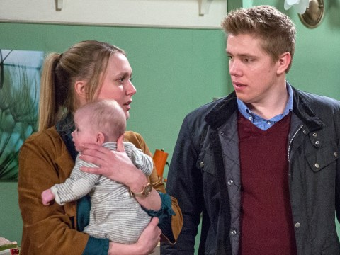 Emmerdale spoilers: Robert Sugden and Aaron Dingle take Seb after tragic Rebecca White twist?