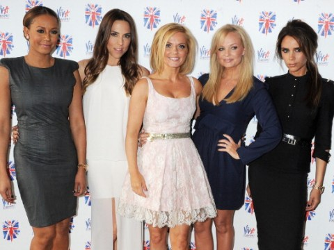 Geri Horner teases 'wonderful' Spice Girls developments – with some help from Cara Delevingne