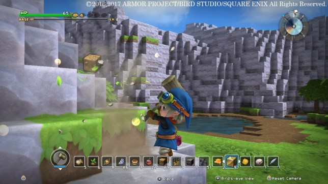 Game review: Dragon Quest Builders on Switch is Minecraft