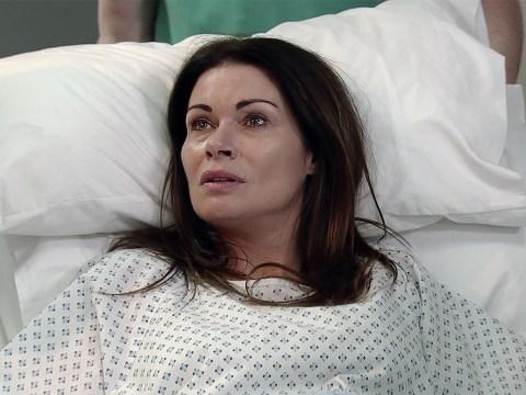 Coronation Street spoilers: Aidan and Carla Connor face a dangerous operation tonight
