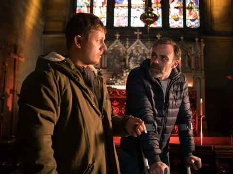 Coronation Street star Daniel Brocklebank on Billy Mayhew's 'exhausting' storyline