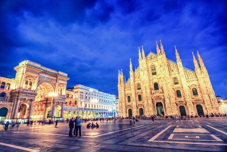 Babes in Milan date