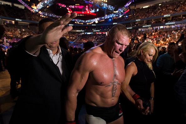 Paul Heyman: Brock Lesnar is always ready to return for third UFC stint