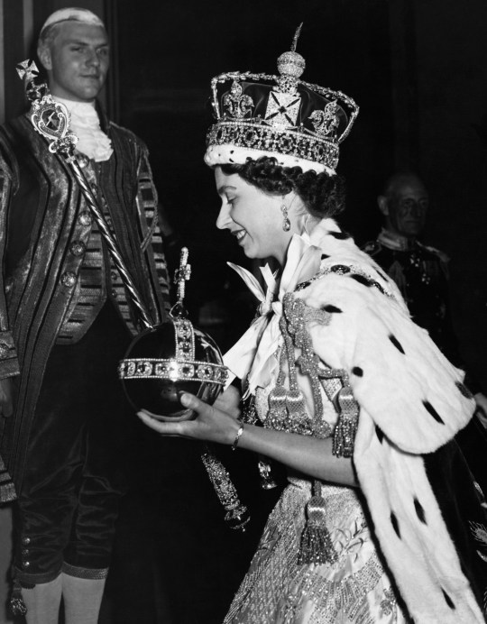 When was the Queen's coronation and when did Elizabeth become Queen