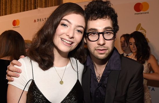 Lorde denies she's dating Jack Antonoff after cosy pictures emerge