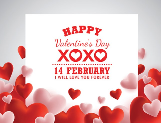 What to write in a Valentine's Day card – romantic poems, quotes and