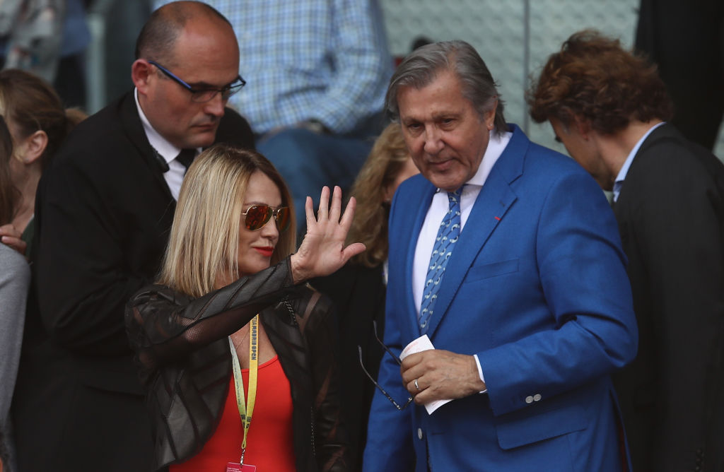 Ilie Nastase has ban reduced for 'sexual harassment' and 'racially insensitive comments'