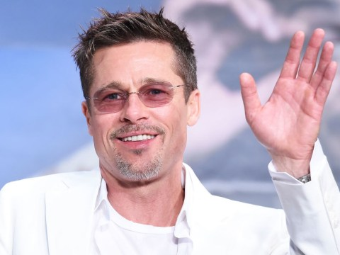 Brad Pitt involved in three-car crash in Los Angeles
