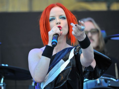 Garbage singer Shirley Manson insists 'men need to start policing their own' as she criticises Grammy President Neil Portnow
