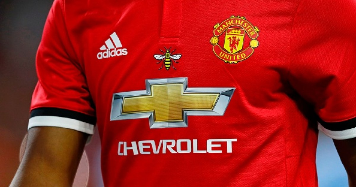 83ae137c3 Manchester United players dominate most popular shirt sales in 2018, with  Alexis Sanchez top