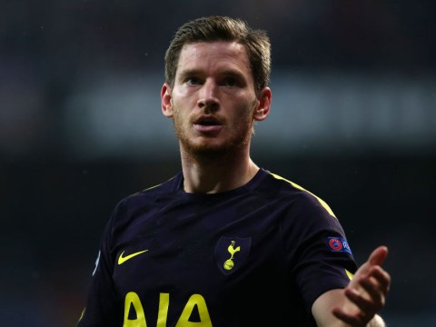 Jan Vertonghen taunts Arsenal ahead of north London derby by insisting he was right to snub Gunners for Tottenham