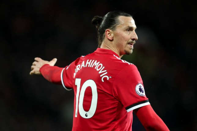 e7a4b716d Zlatan Ibrahimovic has hardly played this season (Getty). Manchester United  players ...