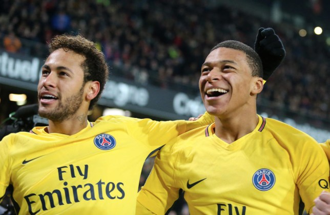 huge selection of 84fba f5c6c Neymar jealous of Kylian Mbappe and wants PSG to sell him ...