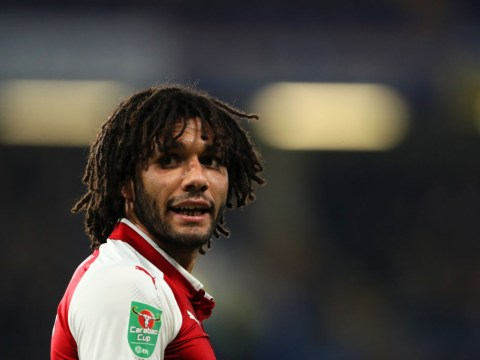 Mohamed Elneny still believes Arsenal have a chance of winning the Premier League title