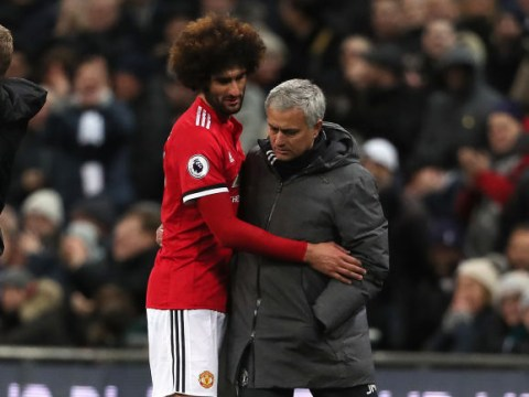Jose Mourinho orders Marouane Fellaini to sign a new Manchester United deal