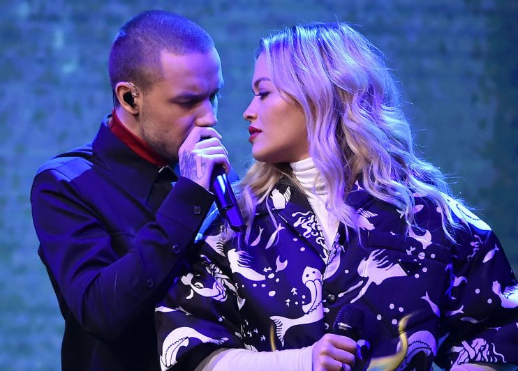 Liam Payne to perform steamy Fifty Shades duet with Rita Ora at Brits amid Cheryl 'split' rumours