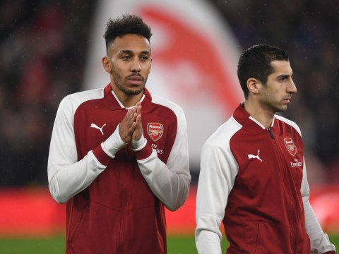 Pierre-Emerick Aubameyang and Henrikh Mkhitaryan need more time at Arsenal, says Arsene Wenger