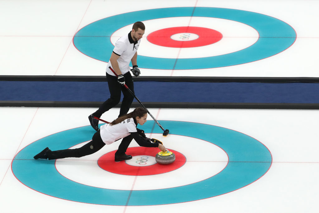 What are curling stones made of, what do they weigh and how much do they cost?