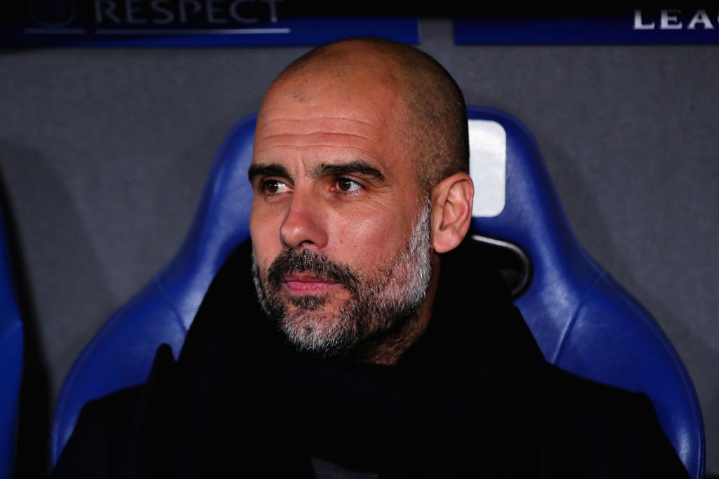 Pep Guardiola hails 'extraordinary' Ilkay Gundogan following Manchester City's defeat of Basel