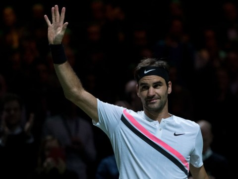 Roger Federer on brink of history as he closes in on Andre Agassi & Rafael Nadal in Rotterdam