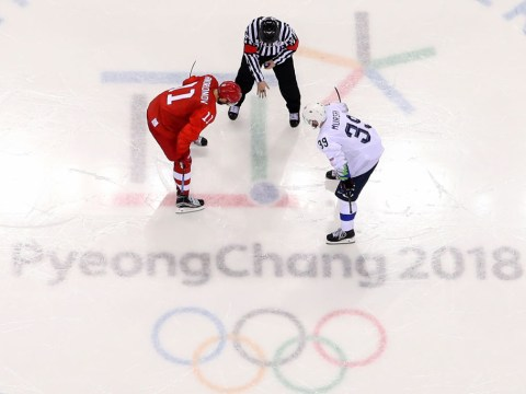 Why are there no NHL players in the Winter Olympics?