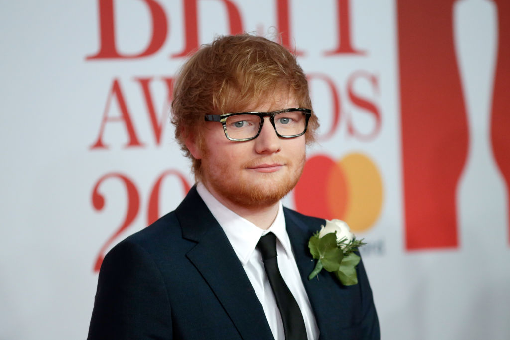 Who is Ed Sheeran's Supermarket Flowers about?